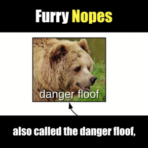 Dank, All The, and 🤖: Furry Nopes  danger floof  also called the danger floof, Learn all the names for these furry beasts!  📹 Lucidchart