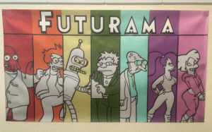 Tumblr, Blog, and Futurama: FUTURAMA scifiseries:  I got this the other day and thought you guys might like it