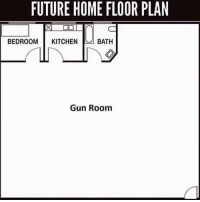 America, Friends, and Future: FUTURE HOME FLOOR PLAN  BEDROOM KITCHEN  BATH  Gun Room . ✅ Double tap the pic ✅ Tag your friends ✅ Check link in my bio for badass stuff - usarmy 2ndamendment soldier navyseals gun flag army operator troops tactical armedforces weapon patriot marine usmc veteran veterans usa america merica american coastguard airman usnavy militarylife military airforce tacticalgunners