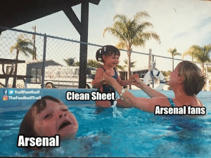 It really do be like that https://t.co/tOVfqXzKlb: fy TrollFootball  O TheFootballTroll  Clean Sheet  Arsenal fans  Arsenal It really do be like that https://t.co/tOVfqXzKlb