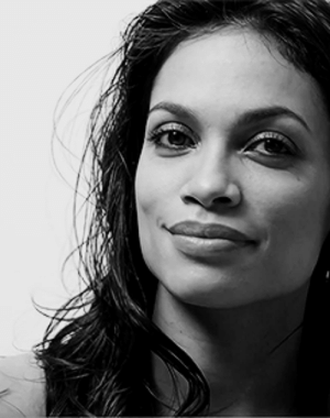 Food, Girls, and Life: fyeahrosariodawson:  I remember when I was doing Rent and I was too thin, and I was doing that on purpose because I'm dying, I'm a HIV+ drug addict.  I remember having to eat raw food and doing all this work to make sure I could stay thin…And I remember everyone asking when I was doing press for the movie, 'What did you do to get so thin? You looked great' and I'm like, 'I look emaciated'…It's a form of violence, in the way that we look at women and how we expect them to look and be– for what sake? Not health, not survival, not enjoyment of life, but just so you can look pretty.  I'm constantly telling girls all the time everything is airbrushed, everything is retouched to the point it's never even asked.  None of us look like that. - Rosario Dawson