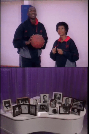 """FYI: The """"Michael Jordan's Mom shows him how to dunk"""" video is not from SNL or a commercial from the 90s. It's from this 1988 ABC Mothers Day special called """"Superstars & Their Moms""""   https://t.co/bb8XWdAiKN: FYI: The """"Michael Jordan's Mom shows him how to dunk"""" video is not from SNL or a commercial from the 90s. It's from this 1988 ABC Mothers Day special called """"Superstars & Their Moms""""   https://t.co/bb8XWdAiKN"""
