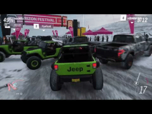 remanence-of-love:  Forza Horizon Series - Random Funny Moments   https://www.youtube.com/watch?v=Ppc7s8FPRfE    Some funny moments that I captured from one of my favourite games right now! Feel free to check it out if it interests you :): g12  49% oORESS RIZON FESTIVAL  2  FlyaFicn  Jeep  R.  17 remanence-of-love:  Forza Horizon Series - Random Funny Moments   https://www.youtube.com/watch?v=Ppc7s8FPRfE    Some funny moments that I captured from one of my favourite games right now! Feel free to check it out if it interests you :)