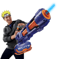 Naruto, Nerf, and Nerf or Nothing: GA  ELITE Its Nerf or nothing!
