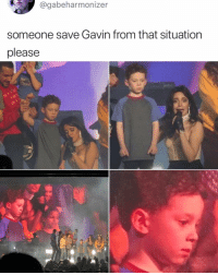 Memes, 🤖, and Gavin: @gabeharmonizer  someone save Gavin from that situation  please Gavin is me when I have guests over Credit: @gavinthomas