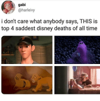 Gabi I Don't Care What Anybody Says THIS Is Top 4 Saddest