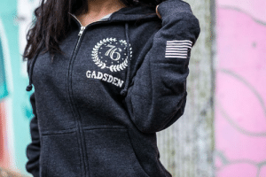 Head, Memes, and Mobile: GADSDEN $35 hoodie ends this week! Last chance to save on our hoodies! Head to the website or mobile app. — #1776 #1776united #hoodies #sweaterweather #donttreadonme #molonlabe #2a #patriotic #patriotism #landofthefree