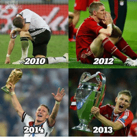 Winners never give up. TAG a friend that never gives up! • Follow @futbolhub_: GALL  2010  220T4  2012  2013 Winners never give up. TAG a friend that never gives up! • Follow @futbolhub_