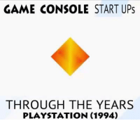 Memes, PlayStation, and Ups: GAME CONSOLE START UPS  THROUGH THE YEARS  PLAYSTATION (1994) Which game intro is your fave?