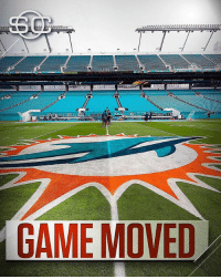"Memes, SportsCenter, and Wshh: GAME MOVED Repost: @SportsCenter-""The Dolphins game against the Bucs scheduled for Sunday won't be played in Miami due to the potential threat of Hurricane Irma"" 🏈👀 WSHH"