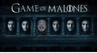 Game, Cheers, and Game Of: GAME OF MALONES sent in by Matty Philpotts. cheers.