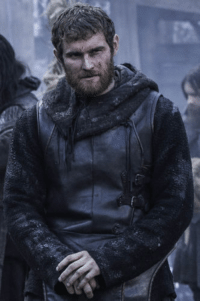 Game of Thrones, Slayer, and Tumblr: game-of-thrones-fans:  Giant Slayer. The hero below the wall that we should not forget.