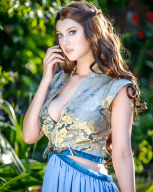 Game of Thrones Margaery Tyrell cosplay by Candylion: Game of Thrones Margaery Tyrell cosplay by Candylion