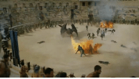 Game of Thrones, Memes, and Game: Game of thrones season 6.VFx breakdown & behind the scenes. gameofthrones behindthescenes vfx videoftheday picoftheday