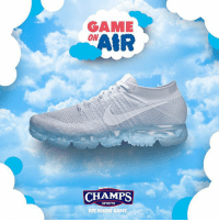Memes, 🤖, and Weekend: GAME  tR  ON  SPORTS  WE KNOW GAME. Nike VaporMax on deck this weekend! GameOnAir ☁️