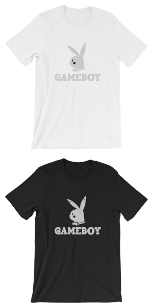 Funny, Tumblr, and Blog: GAMEBOY   GAMEBOY welovegamingz:  this GAMEBOY tshirt