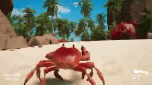 """Gameplay of """"Crab Champions"""" https://t.co/SqEZOpozot: Gameplay of """"Crab Champions"""" https://t.co/SqEZOpozot"""