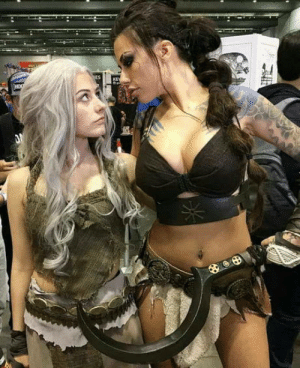Games of Thrones Cosplay: Games of Thrones Cosplay