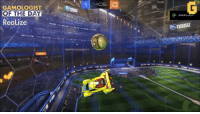 """One of the best """"teamwork"""" goal I have ever seen in Rocket League! #GamologistOfTheDay: GAMOLOGIST  OF THE DAY  Realize.  1 OS One of the best """"teamwork"""" goal I have ever seen in Rocket League! #GamologistOfTheDay"""