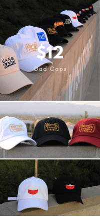 c0caa28e ... GANG GA THE HOUSE Dad Caps 18 POSSIBUR HENNYTHING POSSIBLE THING IS  POSSIBLE RT @PrimeWearCo ...