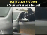 "America, England, and Facebook: GANG OF MASKED MEN ATTACK  A DRIVER WITH AN AXE IN ENGLAND  milo So it's like every day now. The English are getting merked by refugees in the name of ""tolerance."" Sad. On a side note, the person filming really needs to put his or her seatbelt on. tolerance trumpmemes liberals libbys democraps liberallogic liberal maga conservative constitution presidenttrump resist thetypicalliberal typicalliberal merica america stupiddemocrats donaldtrump trump2016 patriot trump yeeyee presidentdonaldtrump draintheswamp makeamericagreatagain trumptrain triggered CHECK OUT MY WEBSITE AND STORE!🌐 thetypicalliberal.net-store 🥇Join our closed group on Facebook. For top fans only: Right Wing Savages🥇 Add me on Snapchat and get to know me. Don't be a stranger: thetypicallibby Partners: @theunapologeticpatriot 🇺🇸 @too_savage_for_democrats 🐍 @thelastgreatstand 🇺🇸 @always.right 🐘 @keepamerica.usa ☠️ @republicangirlapparel 🎀 @drunkenrepublican 🍺 TURN ON POST NOTIFICATIONS! Make sure to check out our joint Facebook - Right Wing Savages Joint Instagram - @rightwingsavages"
