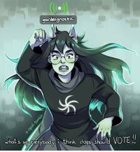 s-opal:  Jade plays Second Life: gardengnostie  what's up everybodyl & think doas shod VOTE.  whals up ever s-opal:  Jade plays Second Life