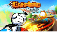 Who needs Mario Kart when you have GARFIELD KART!!! Streaming live on Twitch: http://twitch.tv/LoadingArtist: GARFIELD Who needs Mario Kart when you have GARFIELD KART!!! Streaming live on Twitch: http://twitch.tv/LoadingArtist