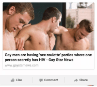Gay rouletter