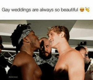 Beautiful, Dank, and Memes: Gay weddings are always so beautiful  semem Yessssss by jaswantrathod MORE MEMES