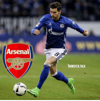 Arsenal, Club, and England: GAZPRUM  Arsena  TRANSFER TALK Schalke midfielder Leon Goretzka says he is focused on Germany's Confederations Cup campaign amid reported interest from Arsenal. - Reports in England claim the Gunners are set to make a £21m offer for Goretzka, who has one year remaining on his contract at the Bundesliga club.