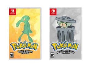 Nintendo, Pokemon, and Games: GD  NINTENDO  SWITCH  NINTENDO  SWITCH.  BOLD&BRASH  VERSION  BVERSION Im so ready for the new Pokemon games coming out!