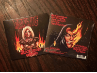 So this is the artwork for Danzig's new album.  Seriously people, expect MANY flame head memes in the near future.  #danzigmemes #whatthefuckman: GDEN CRpr  eves RIPPIVpFire  DEVIL ON  LaSTRIDB  TheWichNG he  skJUS4 Pages  agony DanzIG  N So this is the artwork for Danzig's new album.  Seriously people, expect MANY flame head memes in the near future.  #danzigmemes #whatthefuckman