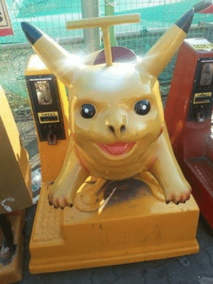 Pikachu, Tumblr, and Blog: geekgamer: If Detective Pikachu Was Made By Paramount Instead Of WB