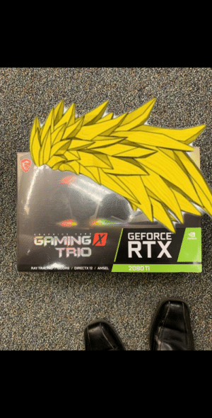 Has he really found a way to surpass an ascended saiyan? AND THIS IS TO GO FURTHER BEYOND!: GEFORE  R D  GAiMINGX  TRIO  RAY TR  R6I DIRECTX 12/ ANSEL  2080 Ti Has he really found a way to surpass an ascended saiyan? AND THIS IS TO GO FURTHER BEYOND!