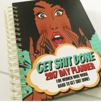 Finally after months of preparation the Get Shit Done Day Planner is now available for preorder from @shanieism its unlike any other planner you've ever purchased and it's filled with nothing but melanin beauty! Pre-order yes for just $20 . . . supportblackbusiness supportsmallbusiness fashionblogger glam onlineshopping blackart blackculture blackwomen blackgirlsrock blackisbeautiful melanin darkskin problack essence melaninmagic womenshistorymonth planners plannercommunuty dropshiop blkwmnplantoo planneraddict webuyblack buyfromablackwoman: GEI Sill IVONE  2017 DAY PLANNER  FOR WOMEN WHO WORK  HARD TO GET SHIT DONE! Finally after months of preparation the Get Shit Done Day Planner is now available for preorder from @shanieism its unlike any other planner you've ever purchased and it's filled with nothing but melanin beauty! Pre-order yes for just $20 . . . supportblackbusiness supportsmallbusiness fashionblogger glam onlineshopping blackart blackculture blackwomen blackgirlsrock blackisbeautiful melanin darkskin problack essence melaninmagic womenshistorymonth planners plannercommunuty dropshiop blkwmnplantoo planneraddict webuyblack buyfromablackwoman