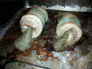 geminibullshit: sindri42:  impaled:  trashboat:   theshittyfoodblog: The stuffed chicken breasts did not go as planned Make sure to follow me on Instagram @theshittyfoodblog: http://bit.ly/2Bk7pUa  were you cooking this in the sewer   Chernobyl fleshlight  Guys I found it. The two worst words to put together.   Arguably the worst post on this site : geminibullshit: sindri42:  impaled:  trashboat:   theshittyfoodblog: The stuffed chicken breasts did not go as planned Make sure to follow me on Instagram @theshittyfoodblog: http://bit.ly/2Bk7pUa  were you cooking this in the sewer   Chernobyl fleshlight  Guys I found it. The two worst words to put together.   Arguably the worst post on this site