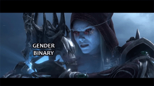 tiefsterwinter:  and I will set us all.. FREE!!: GENDER  BINARY tiefsterwinter:  and I will set us all.. FREE!!