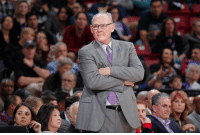 George Karl is now tied with Phil Jackson for 5th on the NBA's all-time coaching list (1,155 wins): George Karl is now tied with Phil Jackson for 5th on the NBA's all-time coaching list (1,155 wins)