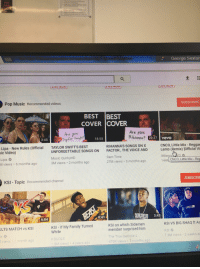 Cnco: George Sextorn  Pop Music Recommended videos  SUBSCRIBE  BEST BEST  COVER COVER  Are you  Rihanna?  3:45  18:55  20:37 vevo  Lipa - New Rules (Official TAYLOR SWIFT'S BEST  sic Video)  RIHANNAS SONGS ON X  CNCO, Little Mix Reggae  UNFORGETTABLE SONGS ON  Lipa  M views 6 months ago  Music QuirkyHD  3M views 2 months ago  FACTOR, THE VOICE AND  Sam Time  27M views 3 months ago  Lento (Remix) [Official Vi  little  144M CNCO, Little Mix - Req  KSI Topic Recommended channel  SUBSCRIE  0:41  3:43  6:04  KSI on which Sidemen  member surprised him  The True Geordie 2  670K views 7 months ago  KSI VS BIG SHAQ ft As  LTS MATCH vs KSI  KSI - If My Family Turned  White  KSILOLS  8M views 4 years ago  7.3M views 2 weeks a  views 1 month ago