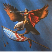 George Washington crossing the Delaware (1776): George Washington crossing the Delaware (1776)