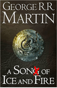 Martin, Memes, and A Song of Ice and Fire: GEORGERR.  MARTIN  A SONG OF  ICE AND FIRE