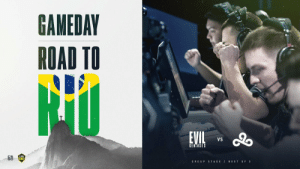 Get in gamers, our next pitstop on the #RoadToRio is @Cloud9. Show that #LIVEEVIL spirit in chat! #EGWIN  https://t.co/Z1MSp2tPI9 https://t.co/6HAES4oJAH: Get in gamers, our next pitstop on the #RoadToRio is @Cloud9. Show that #LIVEEVIL spirit in chat! #EGWIN  https://t.co/Z1MSp2tPI9 https://t.co/6HAES4oJAH