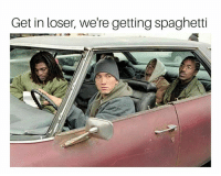 Memes, Spaghetti, and 🤖: Get in loser, we're getting spaghetti