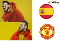 De Gea be like (📷: @FilGoal ) https://t.co/nOsm5ocDGt: Get In The Gome  com  AESTE  VITED De Gea be like (📷: @FilGoal ) https://t.co/nOsm5ocDGt