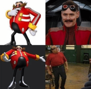 Get it? To be...Frank? #Memes #DannyDeVito #Sonic #DrRobotnik: Get it? To be...Frank? #Memes #DannyDeVito #Sonic #DrRobotnik