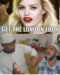 get the london look