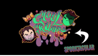 Dank, Forever, and Limited: Get this LIMITED TIME ONLY Ghoul Grumps shirt at theyetee.com/gamegrumps before it dies forever!