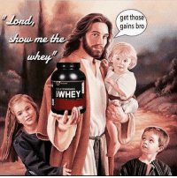 Gym, Link, and Old: get those  gains bro  show me the  whey  OLD STANDARD  WHEY Let there be gains. 💪🏼 . @DOYOUEVEN 👈🏼 10% OFF STOREWIDE + NEW RELEASE! 🎉 use code DYE10 ✔️ link in BIO