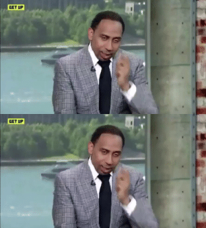 When you ask an Arsenal fan how they feel: https://t.co/TpWyBkHwo3: GET UP   GET UP When you ask an Arsenal fan how they feel: https://t.co/TpWyBkHwo3