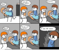 Love my bacon, love my wife. http://9gag.com/gag/aOq3yn2?ref=fbp: Get us a  doctor!  Well is she  allergic!?  Holy shit  What happened  OKO  Well then I don't  understand  She ate bacon.  It was MY bacon. Love my bacon, love my wife. http://9gag.com/gag/aOq3yn2?ref=fbp